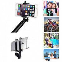 Монопод Selfie Stick Compact с Bluetooth, черный