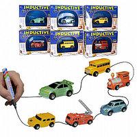 Игрушка индуктивная машинка Inductive Car