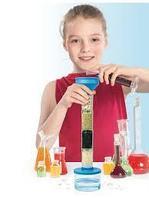 Набор для проведения опытов по очистке воды Юный учёный