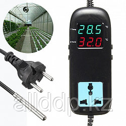 Электронный цифровой терморегулятор
