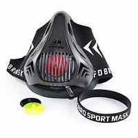 Тренировочная маска Sport Mask 3 M