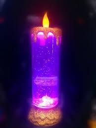 Cвеча лампа Romantic Candle - фото 5