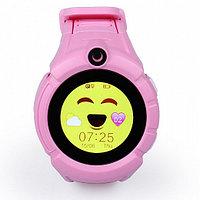 Умные детские часы Smart Baby Watch Q610, розовый
