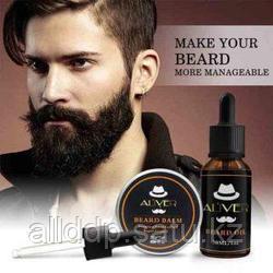Набор для ухода за бородой Aliver