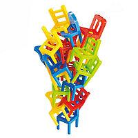 Настольная игра - На 4 ногах (Балансирующие стулья)