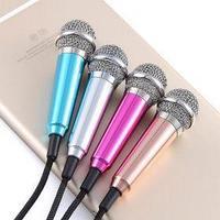 Мини микрофон для записи и караоке на смартфоне