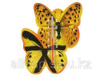 Комнатный термометр на магните - Бабочки