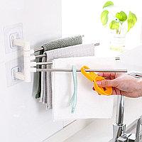 Настенный полотенцесушитель для ванной 4-Bar Towel Rack