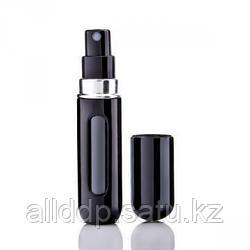 Флакон для духов Le Fleur - 5 мл, цвет черный