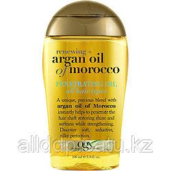 Argan Oil масло для восстановления и придания блеска волосам, 120мл