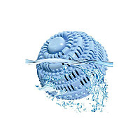 Дезинфицирующая турмалиновая сфера (шар) для стирки - с турмалиновым порошком