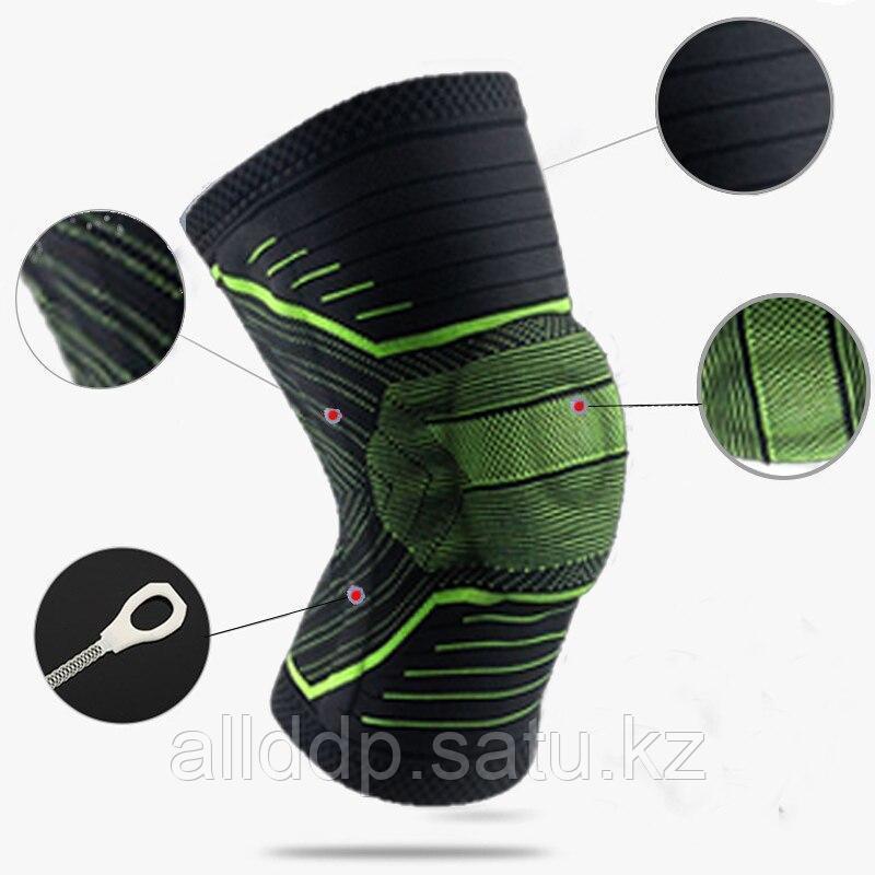 Стабилизатор коленного сустава Pain Relieving Knee Stabilizer - фото 4