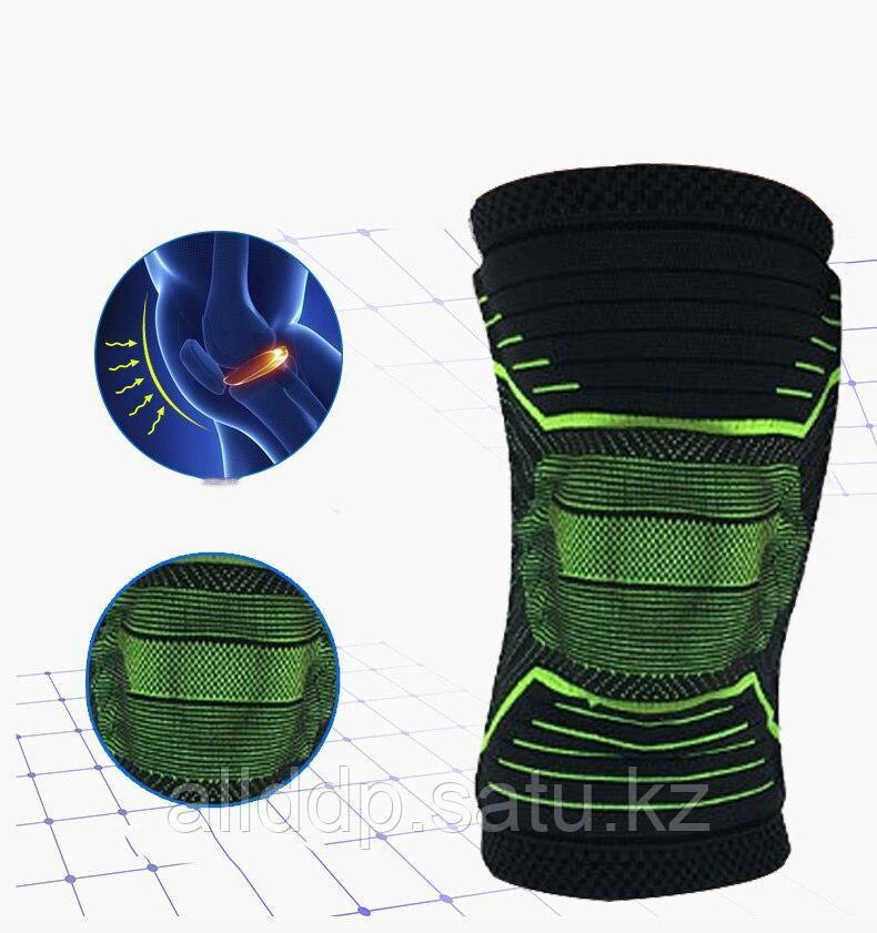 Стабилизатор коленного сустава Pain Relieving Knee Stabilizer - фото 5