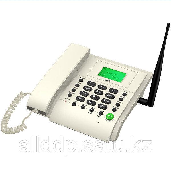 Cтационарный сотовый телефон (белый)