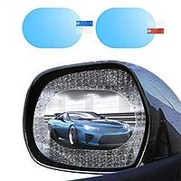Пленка защитная для зеркал автомобиля - антидождь Phantom, 135х95 мм