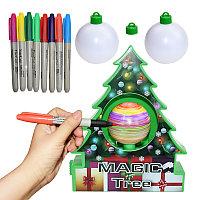 Набор для создания ёлочных игрушек Magic Tree