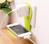 Держатель-полочка для зарядки телефона