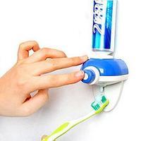 Диспенсер для зубной пасты пластиковый