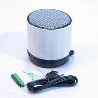 Bluetooth-колонка Wster WS-230ВТ, серебро