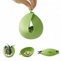 Миска кухонная гибкая Creative Multifunctional Silicone Cooking Bowl