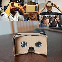 Очки виртуальной реальности Google из картона