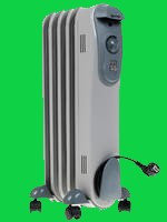 Радиатор Vitek VT-2121(GY)