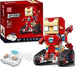 Конструктор робот на радиоуправлении Technic Walking Brick - Iron-Block Man