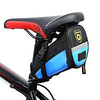 Велосипедная сумка под сиденье B-Soul, голубой