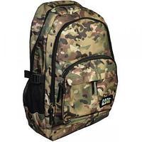 Вместительный спортивный рюкзак - Камуфляж