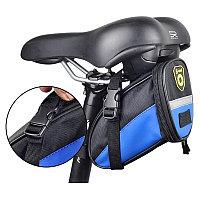 Велосипедная сумка под сиденье B-Soul, синий