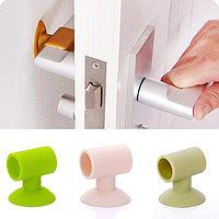 Анти-Стук для дверной ручки Doorknob Protector, цвет микс