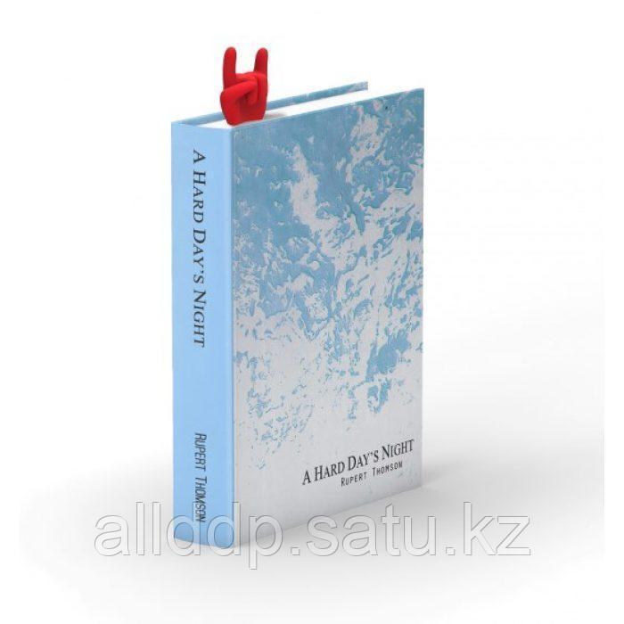 Закладка для книг - жест Коза - фото 5