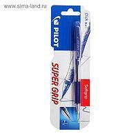 Ручки шариковая PILOT узел 0,7 мм, синяя, блистер B-BPGP-10R-F-L