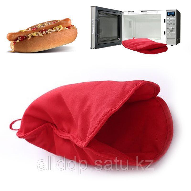 Мешочек для приготовления Хот дога Microwave Hotdog Cooker
