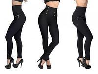 Корректирующие брюки Hollywood Pants, набор 3 пары, размер M-L