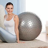 Мяч массажный Massage Ball 65 см с насосом MB-02