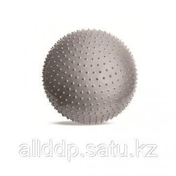 Мяч массажный Massage Ball 65 см с насосом MB-02 - фото 2