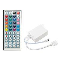 Контроллер Ecola LED strip RGB для светодиодной ленты, и/к пульт