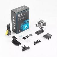 SQ12 Мини водонепроницаемая камера 1080P HD