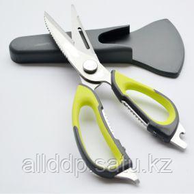 Ножницы усиленные для рыбы и мяса Multifunctional Kitchen Scissors