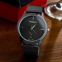 Мужские круглые часы «Респект» WOMAGE