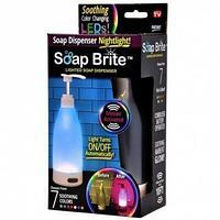 Дозатор для мыла с подсветкой - Brite диспенсер