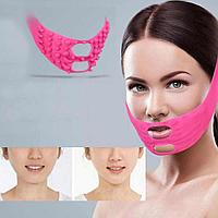 Тренажер-маска для подтяжки контуров лица Momiage-ru