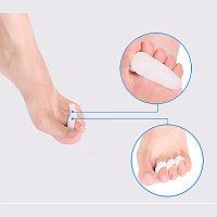 Корригирующая подкладка под пальцы стопы