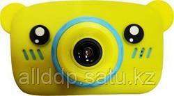 Детский фотоаппарат Мишки Kids fun camera, жёлтый