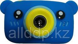 Детский фотоаппарат Мишки Kids fun camera, синий
