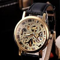Часы механические Скелетон G8089