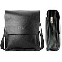 Мужская сумка Polo Videng, чёрный