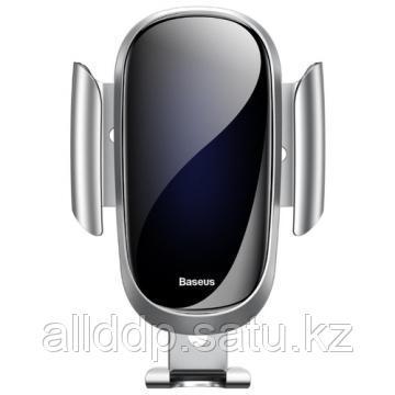 Автомобильный держатель Baseus Future Glass Gravity, серый