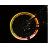 LED лампа на ниппель - 2 шт, желтый